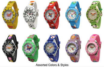 Picture of Kids with sports bezel