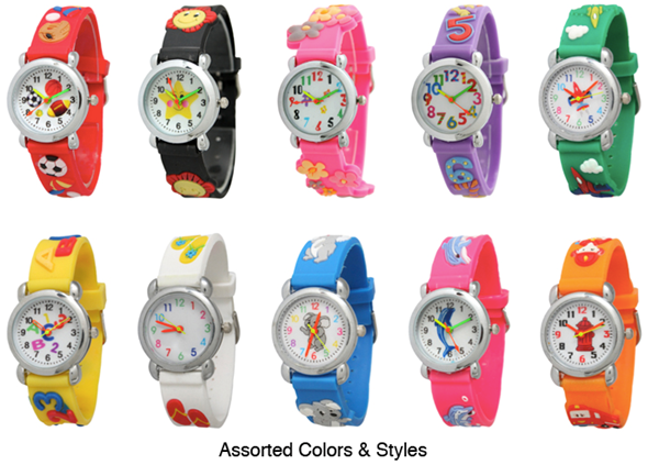 Picture of Kids with metal bezel