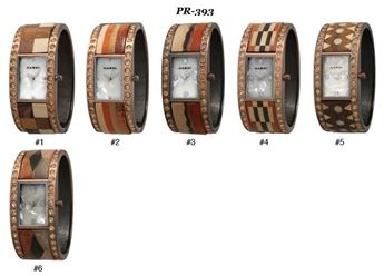 Picture of Wooden Cuff Watch