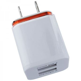 Picture of Dual USB Wall Adapter