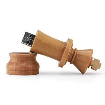 Picture of Chess Shaped Flash Drive