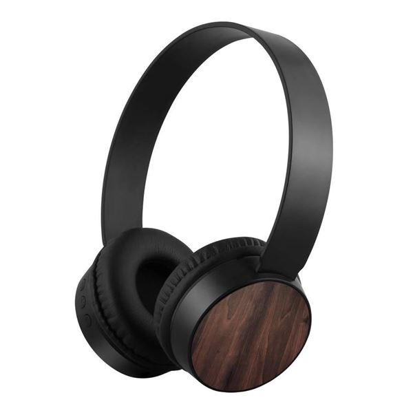 Picture of Wooden Color BT Headphones