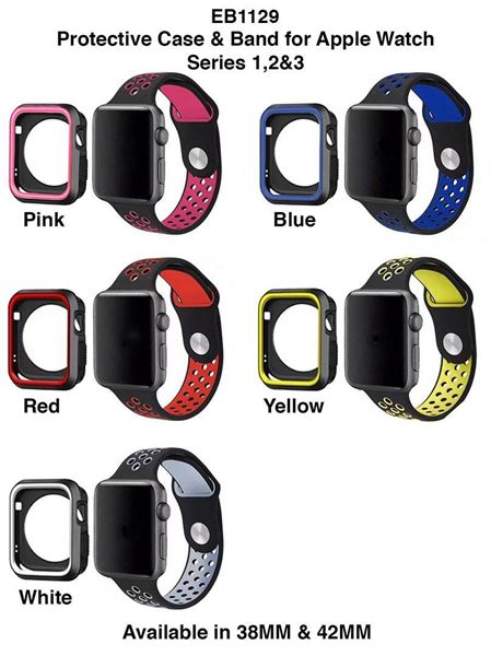 Picture of Dual Color Band & Case Set