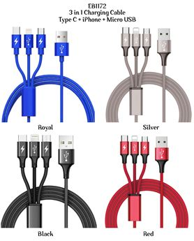 Picture of 3 in 1 Fast Charging Cable