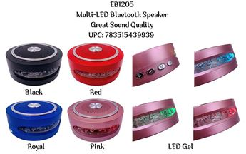 Picture of LED Bluetooth Speaker