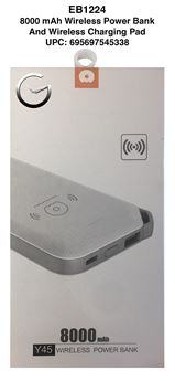 Picture of Wireless Charger & Power Bank