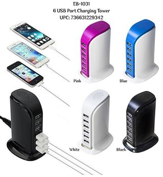 Picture of 6 USB Port Charger