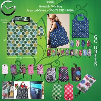 Picture of Reusable Tote Bag